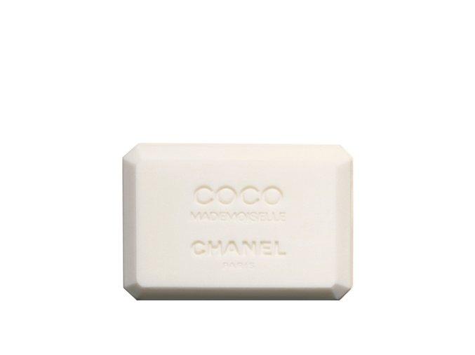 Chanel Coco Mademoiselle Tuhé mýdlo dámské 150 g  150 g savon + vzorek CHANEL k objednávce zdarma