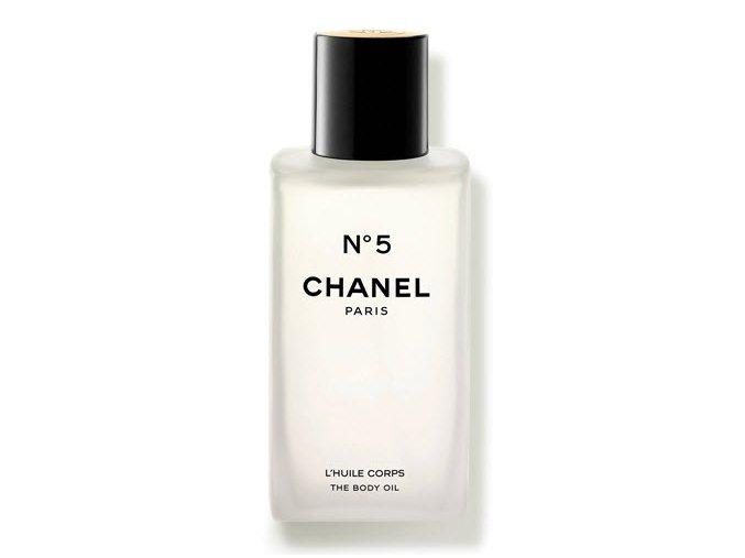 Chanel No.5 Tělový olej dámský 200 ml