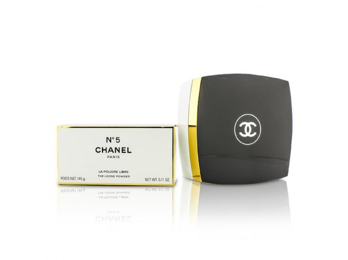 Chanel No.5 Tělový pudr dámský 145 g  Tento produkt se již nevyrábí.