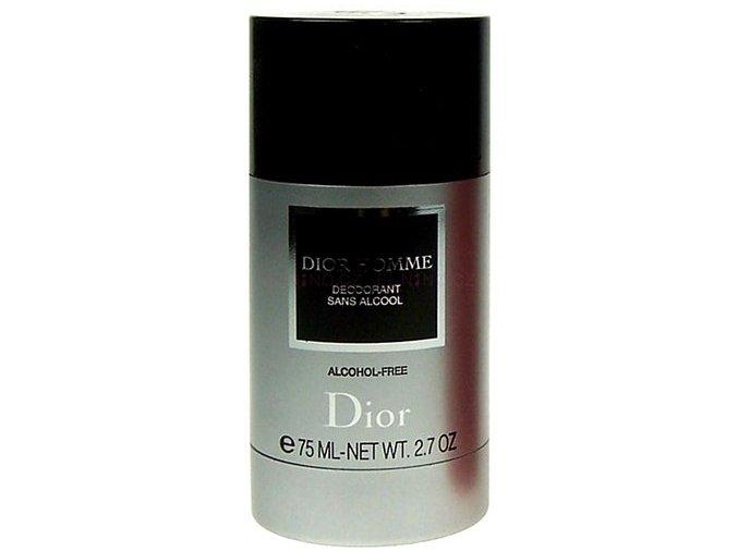 Christian Dior Homme Deostick pánský 75 ml  + originální vzorek k objednávce ZDARMA