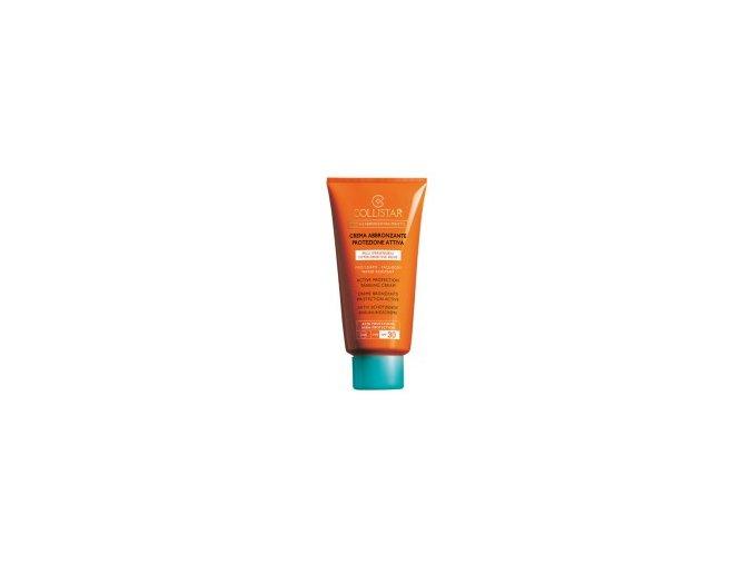 Collistar Active Protection Sun Cream SPF 30 150 ml  Opalovací krém na citlivou pletˇ
