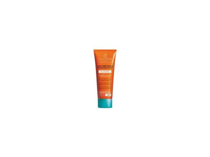 Collistar Active Protection Sun Cream SPF 50+ 100 ml (Crema Abbronzante Protezione Attiva viso e corpo SPF  100 ml