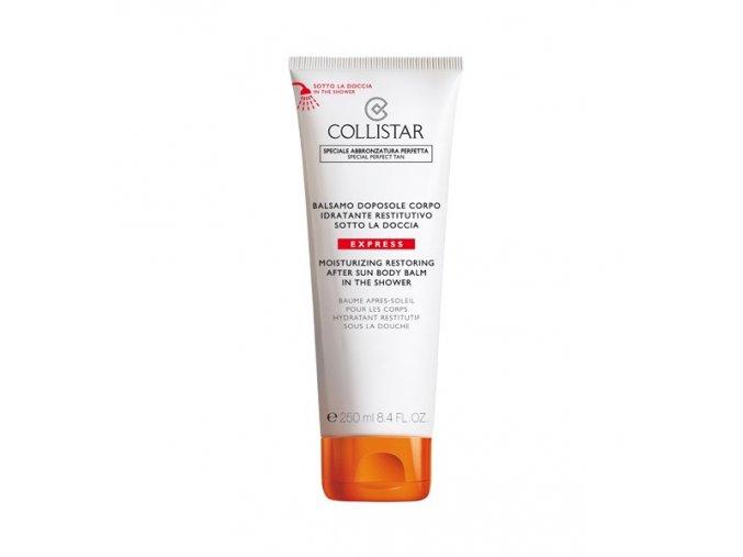 Collistar After Sun Body Balm In The Shower 250 ml  Sprchový balzám po opalování pro prodloužení opálení