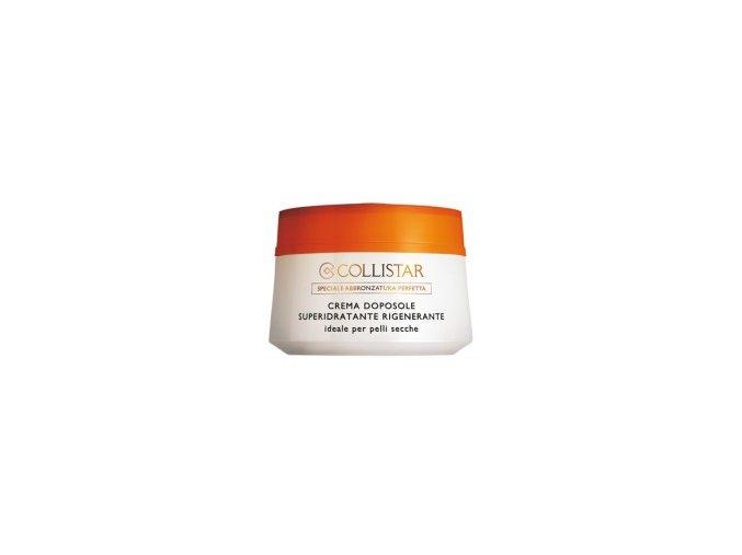 Collistar Supermoisturizing Regenerating After Sun Cream 200 ml  Hydratační a regenerační krém po opalování