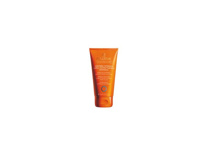 Collistar After Sun Intensive Restructuring Hair Mask 150 ml  Vlasová maska po opalování 150 ML