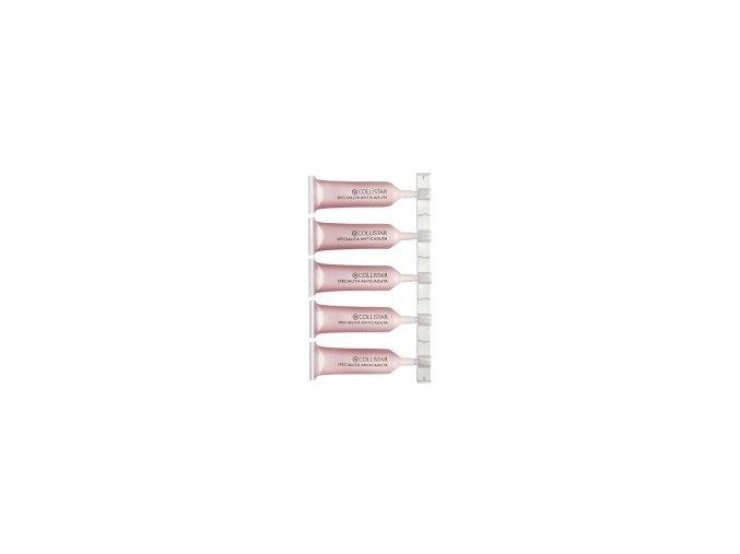 Collistar Anti-Hair Loss* Revitalizing Vials with Trichogen Veg® 15 x 5 ml  Přípravek proti vypadávání vlasů