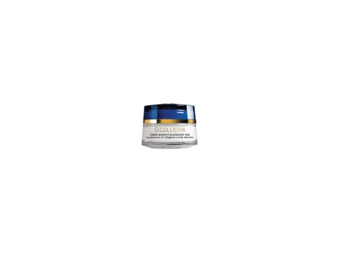 Collistar Biorevitalizing Face Cream 50 ml (Biorevitalizační krém  50 ml)