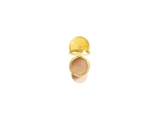 Collistar Kompaktní make-up pro smíšenou až mastnou pleť Compact Matte Finish Foundation