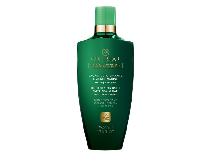 Collistar Deoxifying Bath With Sea Algae 400 ml  Tento produkt se již nevyrábí.