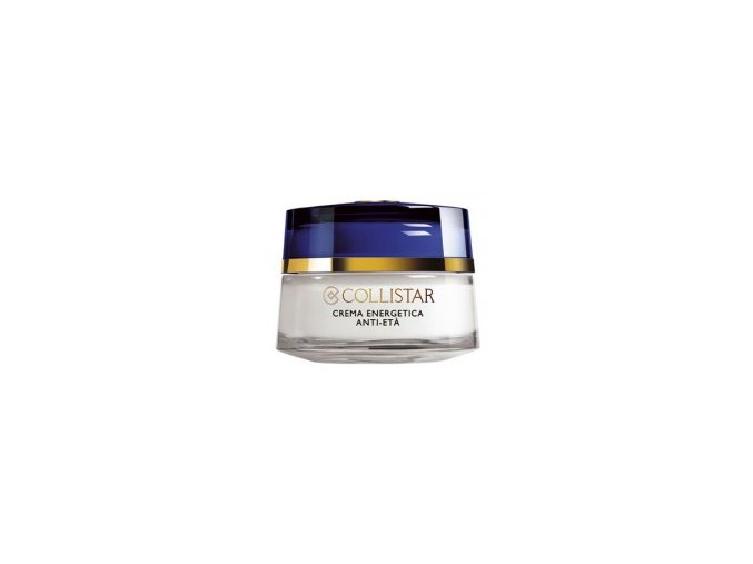 Collistar Energetic Anti Age Cream 50 ml  Protivráskový krém 50 ml