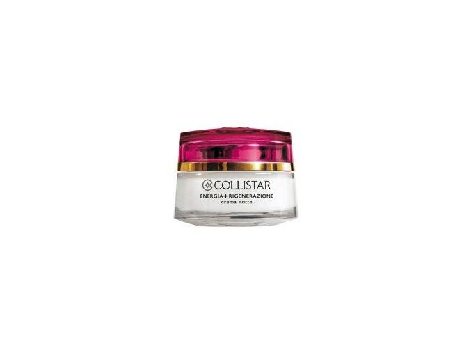 Collistar Energy Regeneration Night Cream (Energia + Rigenerazione crema notte)  50 ml