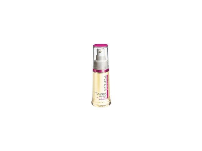 Collistar Instant Light Liquid Crystals 50 ml  Tekuté krystalky na vlasy s okamžitým účinkem + dárek regenerační maska na barvené vlasy 10 ml