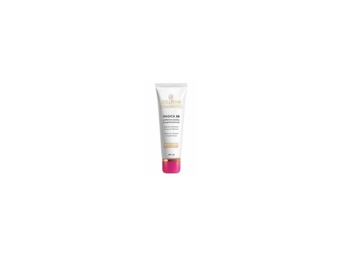Collistar Magica BB Cream SPF 20 (BB krém na obličej)  JIž se nevyrábí-nahrazen novinkou -  https://www.kosmetickysvet.cz/pletove-kremy/collistar-idro-attiva-magica-bb-detox-spf-20-50-ml/