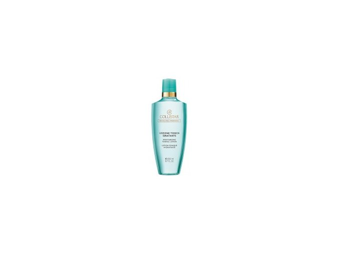 Collistar Moisturizing Toning Lotion (Lozione Tonica Idratante)  200 ml