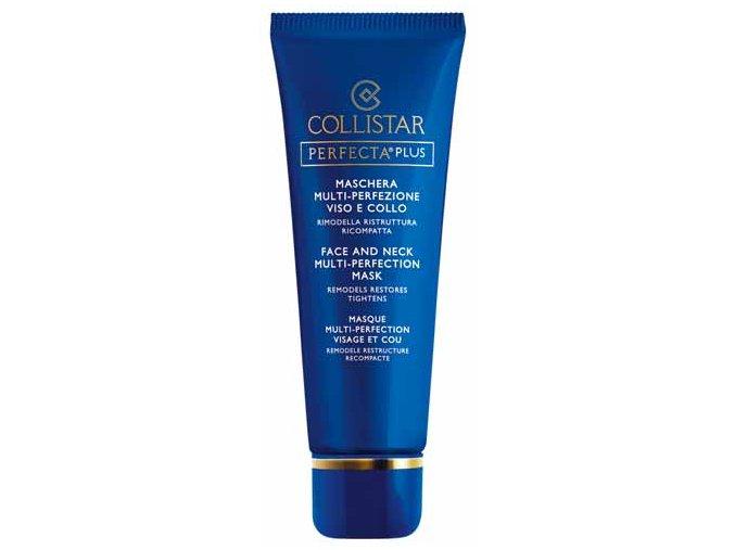 Collistar Perfecta Plus Face and Neck Multi-Perfection Mask (Maschera Multi Perfezione Viso e Collo)  50 ml