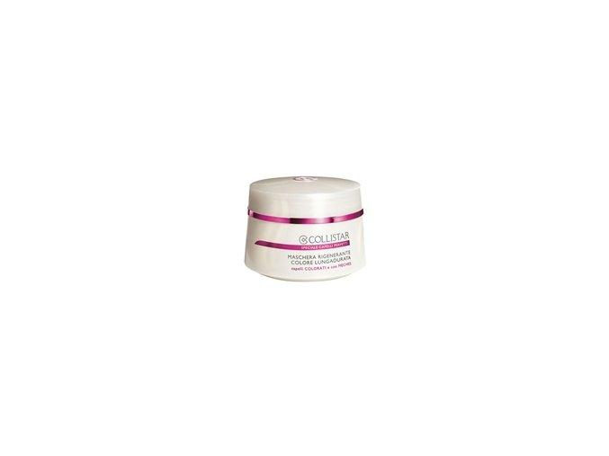 Collistar Regenerating Long Lasting Mask 200 ml  Regenerační maska na barvené a melírované vlasy