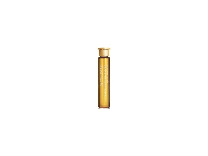 Collistar Repair Treatment with essencial oils (Trattamento Riparatore agli Oli Essenziali)  8 ampulek po 7 ml