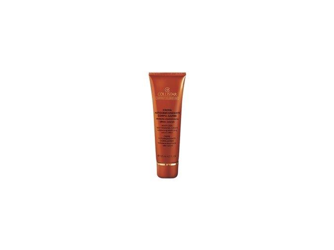 Collistar Samoopalovací krém na tělo Body Self Tanning Cream (Crema Autoabbronzante Corpo e Gambe)  125 ml