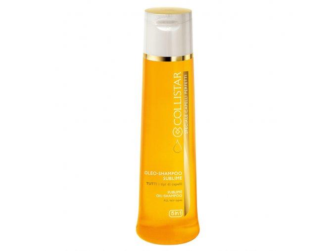 Collistar Sublime Oil Shampoo 5in1 (Oleo Shampoo Sublime)  250 ml