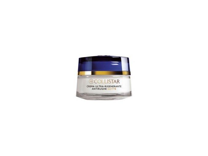 Collistar Ultra Regenerating Anti Wrinkle Night Cream 50 ml  Regenerační noční krém proti vráskám