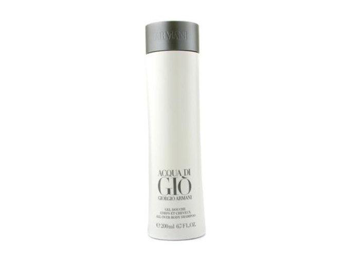 Giorgio Armani Acqua di Gio Pour Homme Sprchový gel pánský  200 ml