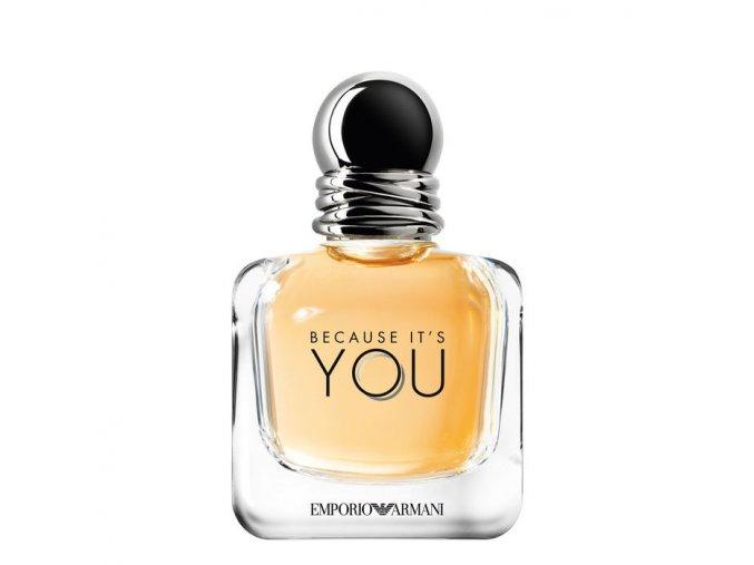 Giorgio Armani Because Its You parfémovaná voda dámská EDP  + dárek zdarma originální vzorek vůně Armani