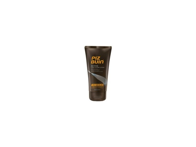 Piz Buin Active Long Lasting Lotion  SPF 10  150 ml