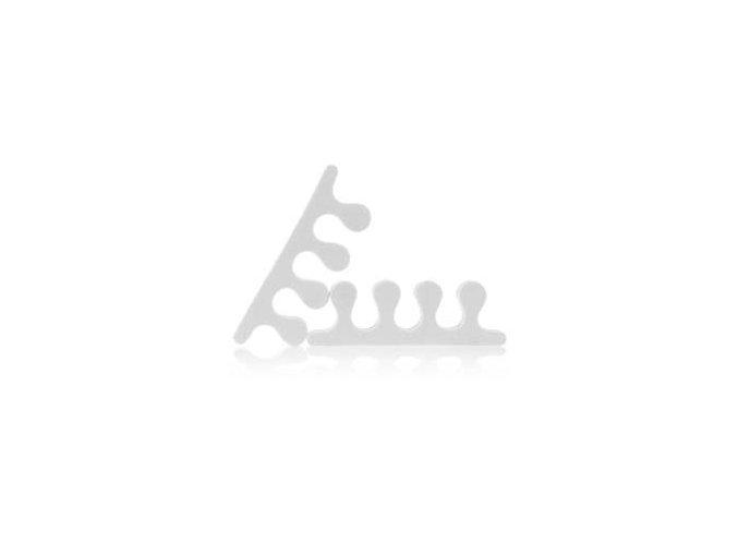 Pupa Oddělovač prstů na nohou separátor pro lahování nehtů Separatore Dita Piedi