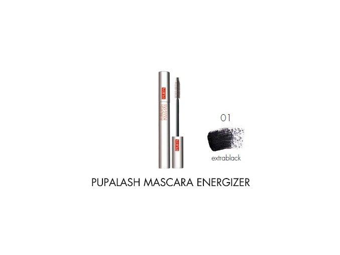 Pupa řasenka Pupalash Energizer  11ml