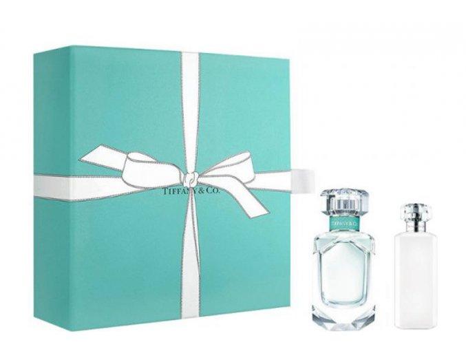 Tiffany & Co. Dárková sada parfémovaná voda dámská EDP  50 ml + Tělové mléko 100 ml