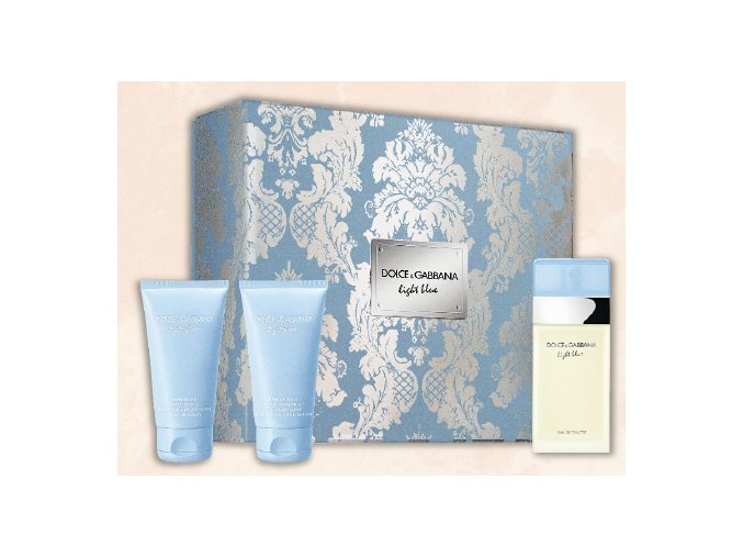 kazeta dolce gabbana light blue 50 ml