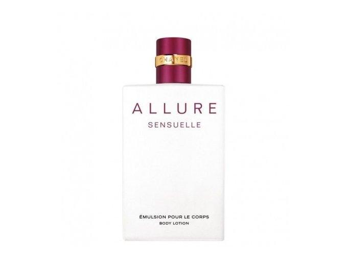 allure sensuelle body lotion