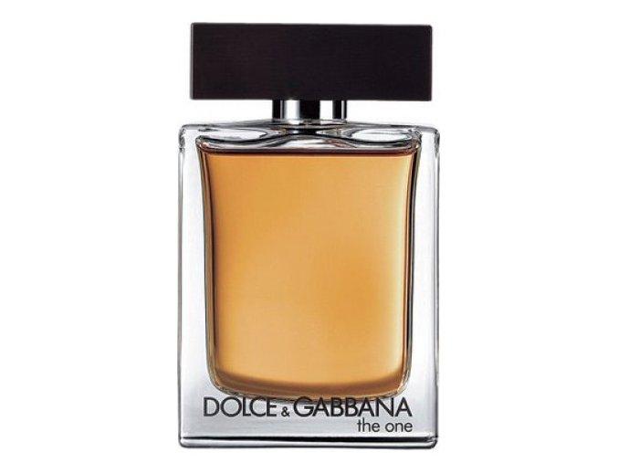 Dolce Gabbana The One For Men toaletní voda pánská  + originální vzorek k objednávce ZDARMA