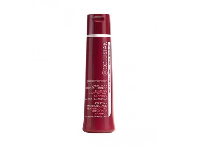 collistar šampo keratin