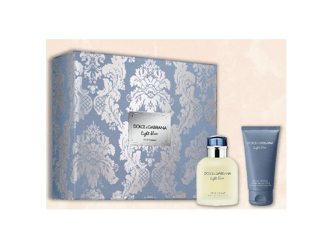 kazeta dolce gabbana light blue homme