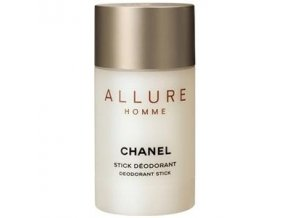Chanel Allure Homme Deostick pánský 75 ml  + vzorek Chanel k objednávce ZDARMA