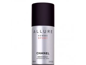 Chanel Allure Homme Sport Deodorant Spray pánský  100 ml