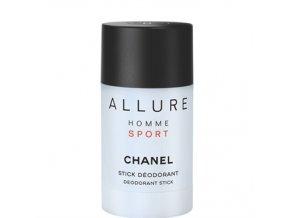 Chanel Allure Homme Sport Deostick pánský  75 ml
