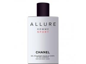 Chanel Allure Homme Sport Sprchový gel pánský  200 ml
