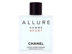 Chanel Allure Homme Sport Voda po holení pánská  100 ml
