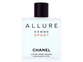 Chanel Allure Homme Sport Voda po holení pánská 100 ml  + vzorek Chanel k objednávce ZDARMA