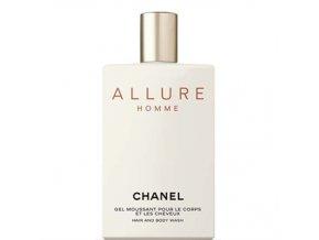 Chanel Allure Homme Sprchový gel pánský  200 ml