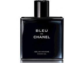 Chanel Bleu De Chanel sprchový gel pánský 200 ml  + vzorek Chanel k objednávce ZDARMA