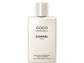 Chanel Coco Mademoiselle Tělové mléko dámské 200 ml  + vzorek Chanel k objednávce ZDARMA