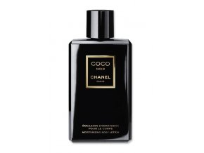Chanel Coco Noir Tělové mléko dámské  200 ml