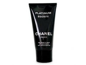 Chanel Egoiste Platinum Sprchový gel pánský 150 ml  + vzorek Chanel k objednávce ZDARMA