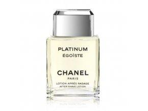 Chanel Egoiste Platinum Voda po holení pánská 100 ml  + vzorek Chanel k objednávce ZDARMA