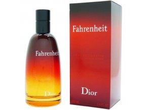 Christian Dior Fahrenheit Voda po holení pánská  50 ml, 100 ml, 100 ml s rozprašovačem