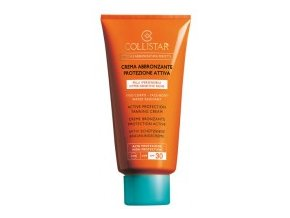 Collistar Active Protection Sun Cream SPF 30 150 ml (Crema Abbronzante Protezione Attiva)  150 ml