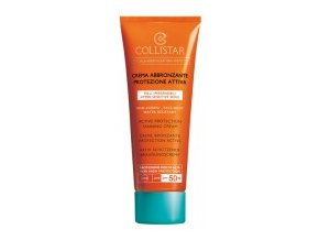 Collistar Active Protection Sun Cream SPF 50+ 100 ml (Crema Abbronzante Protezione Attiva viso e corpo SPF  100 ml